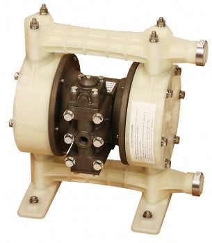 "LiquiDynamics 20013-YPS 1"" Double Diaphragm Pump"