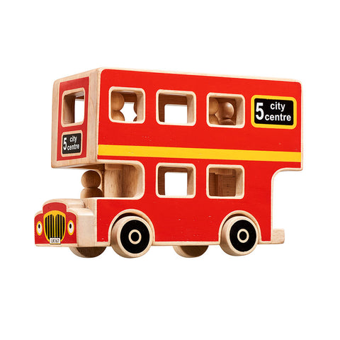 City Bus Playset