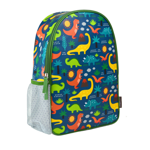 Eco-friendly Children's Backpack featuring Dinosaurs