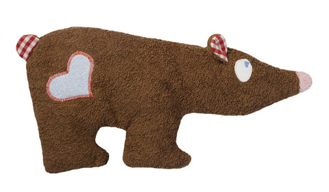 BROWN BEAR WARMING CUSHION