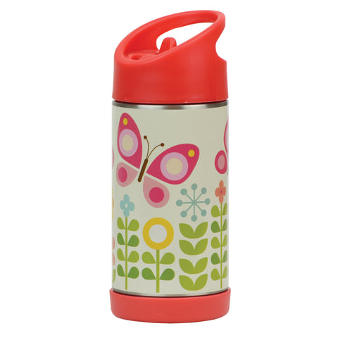 Butterfly Stainless Steel Waterbottle