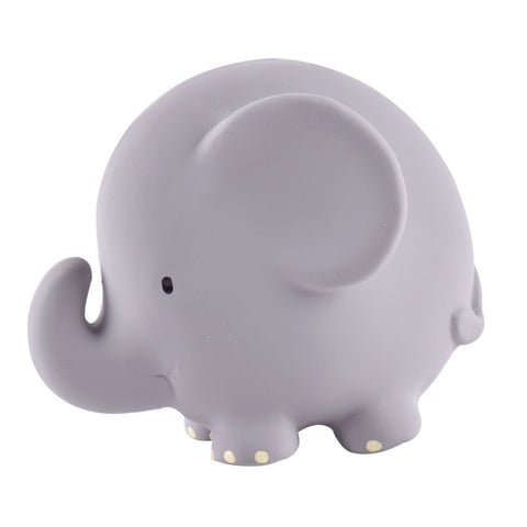 Elephant Natural Rubber Toy