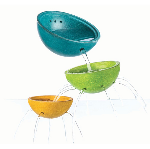 Fountain Bowl Set Bath Toy