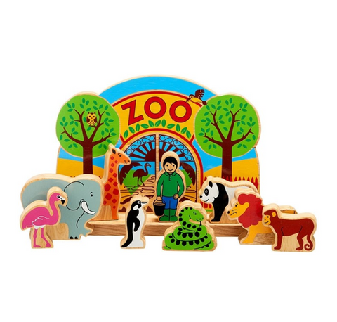 Junior Zoo Playscene