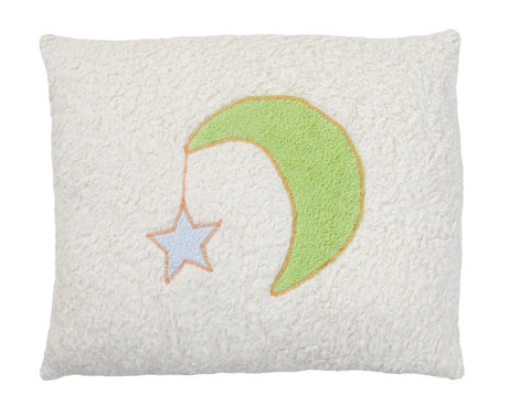 Large Moon Star Cushion
