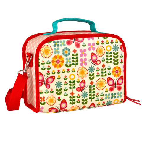 Insulated Lunch Bag Butterflies