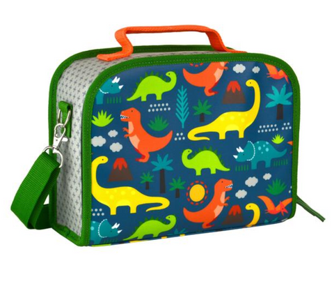 Insulated Lunch Bag Dinosaur