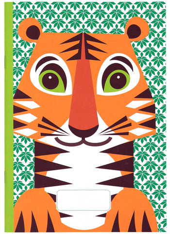 Tiger Notebook A5