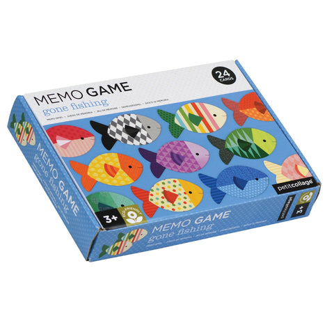 Match Fishes Memory Game
