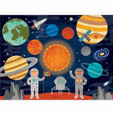 Outer Space 24 Piece Puzzle
