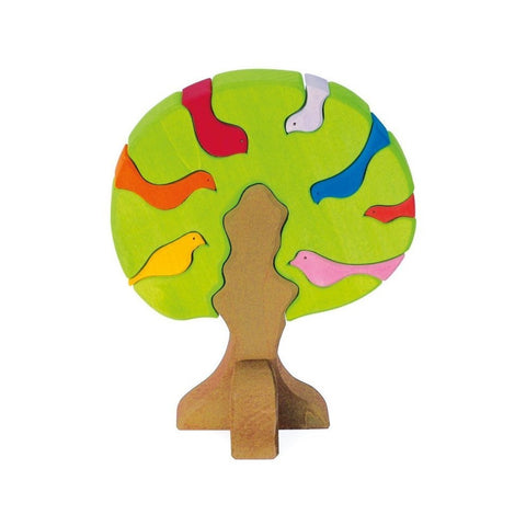 Bird Tree Jigsaw