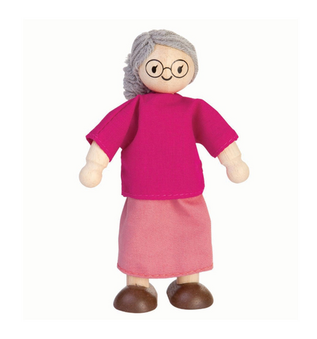 Dollhouse Grandmother