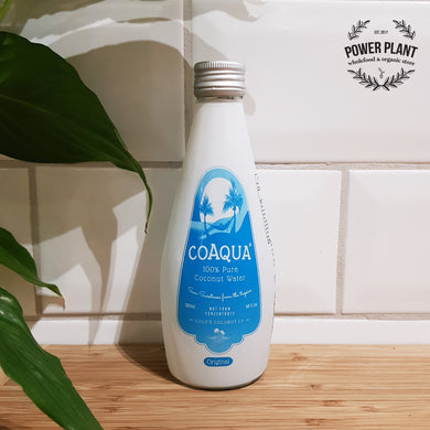 COCONUT WATER - COAQUA 290ml