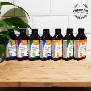HERBAL ELIXIRS - HARKERS HERBALS 250ml