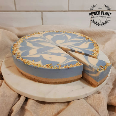 WHOLE RAW CAKE - CARAMEL COSMIC MERMAID