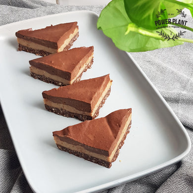 RAW SLICE - CARAMEL CHOCOLATE