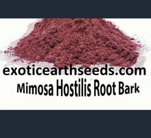 Load image into Gallery viewer, 5+ kilos Mimosa Hostilis POWDERED Root Bark clothing dye MHRB JUREMA Tenuiflora JUREMA BRAZILIAN kg kilogram