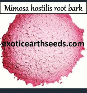 30+ gram Mimosa Hostilis FINELY POWDERED Root Bark clothing dye MHRB powder JUREMA Tenuiflora BRAZILIAN