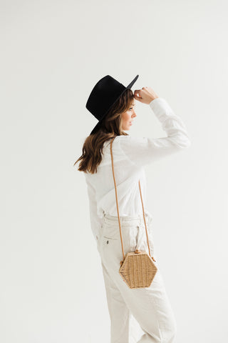 Honolulu Hexagon Crossbody