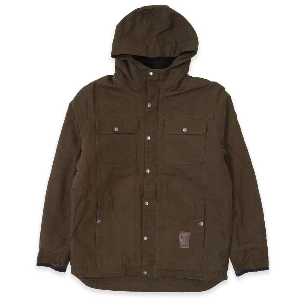 North Star Jacket Green