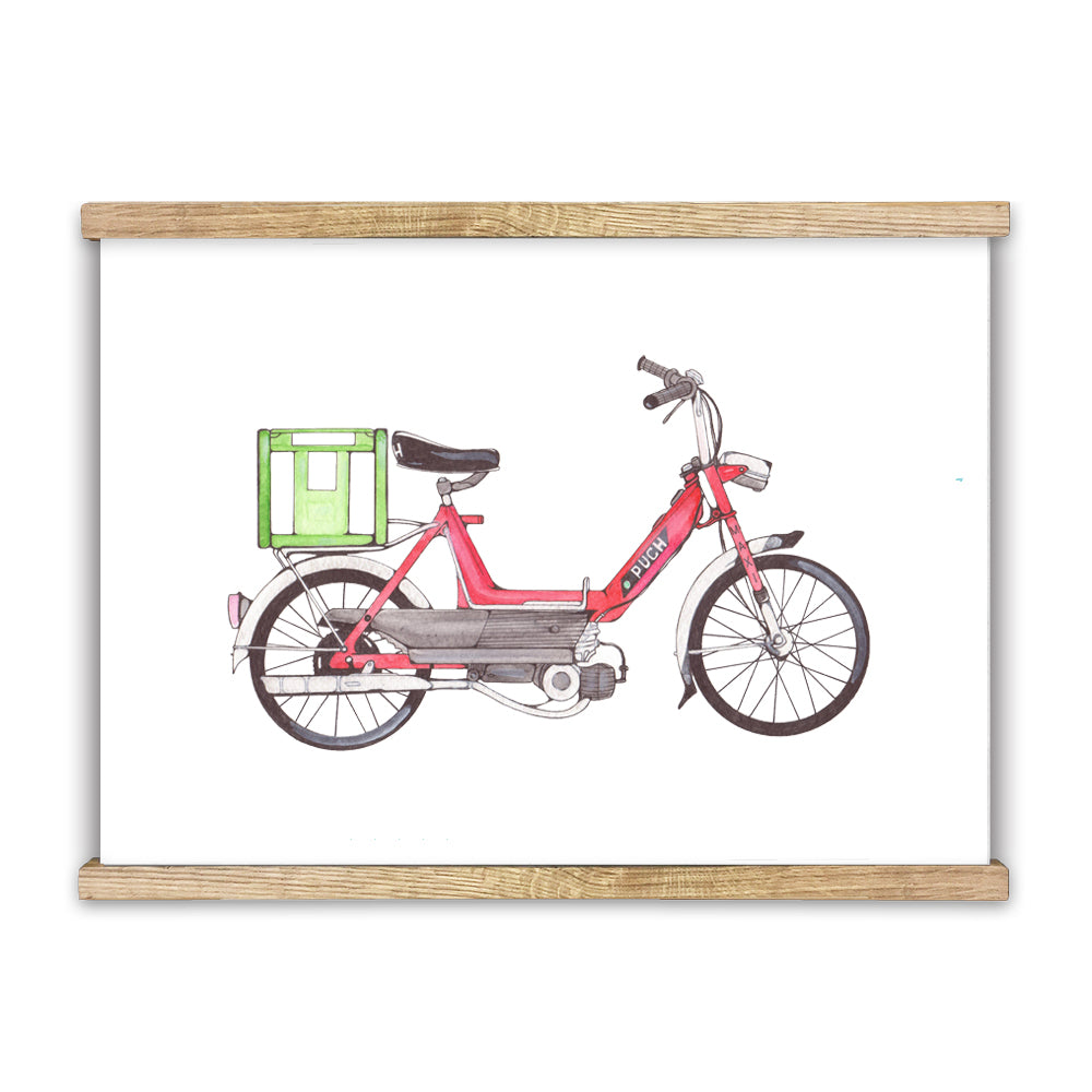 Red Puch