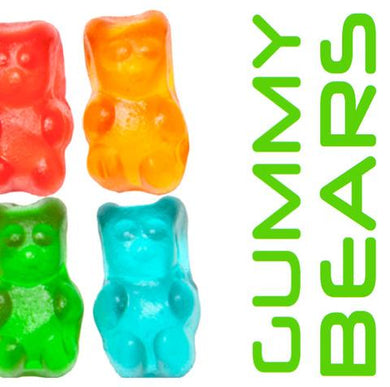 GUMMY BEARS - Gin Concentrated Flavouring Drops