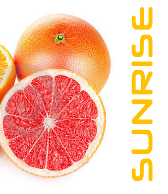 SUNRISE (Orange & Grapefruit) - Gin Concentrated Flavouring Drops