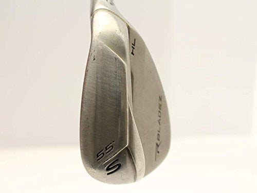 TaylorMade Speedblade HL Wedge Sand SW 55 Stock Steel Shaft Steel Right Handed 35.5 in
