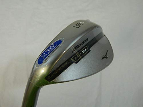 Mizuno MP-T4 White Satin Wedge Sand SW 56 Steel Wedge Flex Left Hand 35.5