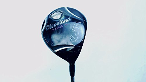 Cleveland Classic XL Fairway 5 Wood 5W 18 Cleveland Action Ultralite W Graphite Ladies Right Handed 41.5 in