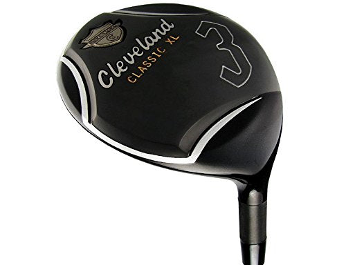 Cleveland Classic XL Fairway Wood 5W Cleveland Action Ultralite W Graphite Ladies Right Handed 41.25