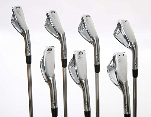 Bridgestone J15 Dual Pocket Forged Iron Set 4-PW True Temper DG PRO S300 Steel Stiff Right Handed 38 in