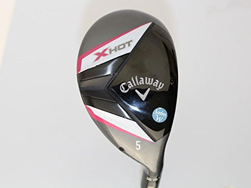 Womens Callaway X Hot Hybrid 5 Hybrid 25 Callaway X Hot Hybrid Graphite Ladies Right Handed 38 in