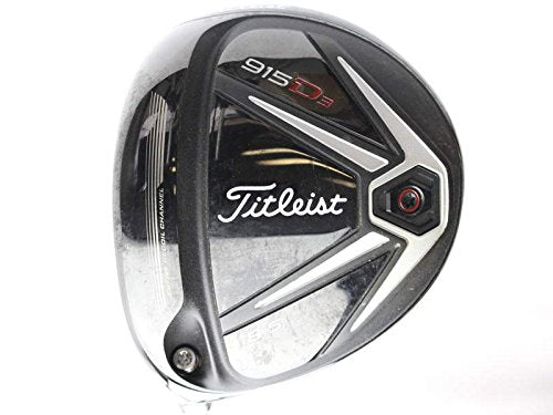 Titleist 915 D3 Driver 8.5 Mitsubishi Diamana S+ Blue 60 Graphite Stiff Left Handed 45 in
