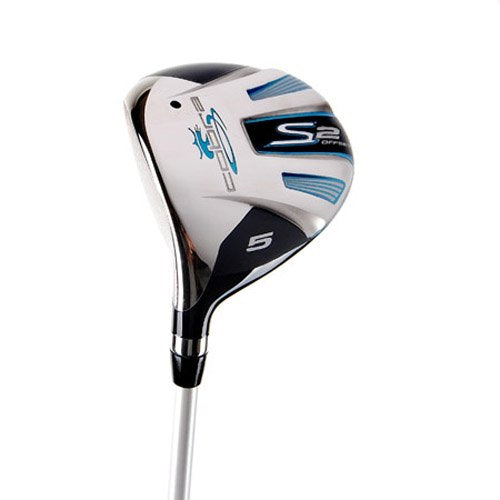 Cobra New S2 Offset Ladies 5-Wood LH w/Fujikura Graphite Shaft