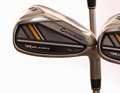 TaylorMade Rocketbladez HL Iron Set 5-PW TM RocketFuel 85 Steel Steel Regular Right Handed 38.5 in