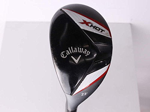 Callaway 2013 X Hot Pro Hybrid 4 Hybrid 23 Project X 5.5 Graphite Regular Left Handed 39.75 in