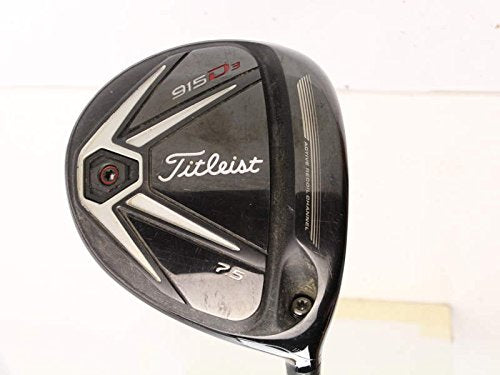Titleist 915 D3 Driver 7.5 Mitsubishi Diamana S+ Blue 60 Graphite Stiff Right Handed 45 in