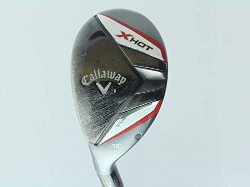 Callaway 2013 X Hot Pro Hybrid 2 Hybrid 18 Project X PXv Graphite Stiff Left Handed 40.75 in