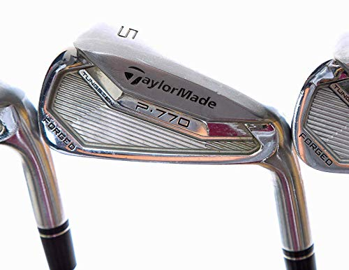 TaylorMade P770 Iron Set 4-PW FST KBS Tour FLT Steel Stiff Right Handed 38 in