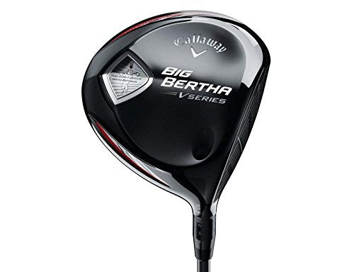 Mint Callaway Big Bertha V Series Driver 13.5 2nd Gen Bassara E-Series 42 Graphite Senior Left Handed 45.75 in