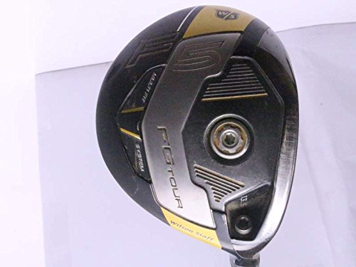 Wilson Staff FG Tour F5 Fairway Wood 3 Wood 3W 13.5 Mitsubishi Fubuki Z 65 Graphite Regular Right Handed 43.5 in