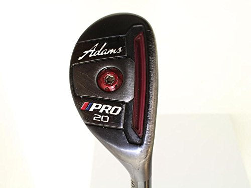 Adams 2014 Pro Hybrid 3 Hybrid 20 Aldila Tour Red Graphite Regular Right Handed 40 in