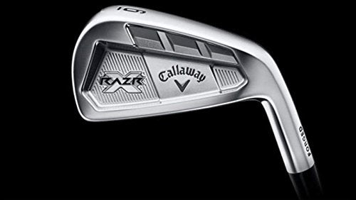 Callaway Razr X Forged Single Iron 6 Iron Project X Flighted Steel 5.5 Right 37.5 in