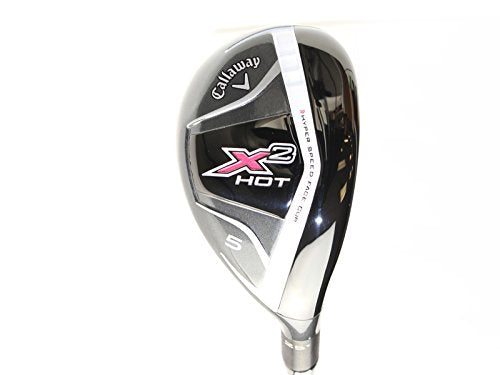 Callaway X2 Hot Hybrid 5 Hybrid 25 Callaway X2 Hot Graphite Ladies Right Handed 37.75 in