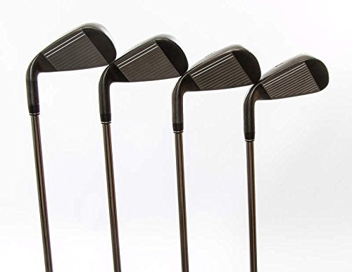 Callaway Big Bertha OS Iron Set 4-PW UST Mamiya Recoil ES 460 Graphite Senior Right Handed 38.5 in