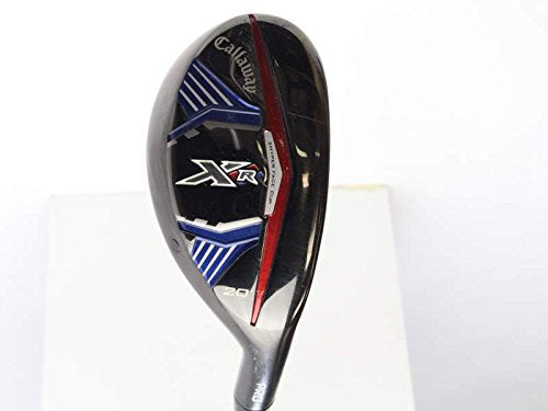 Callaway XR Pro Hybrid 3 Hybrid 20 Project X LZ Graphite Stiff Right Handed 40 in