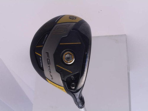 Wilson Staff FG Tour F5 Fairway Wood 5 Wood 5W 17 Mitsubishi Fubuki Z 65 Graphite Stiff Right Handed 42.5 in