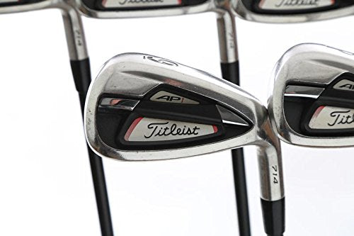 Titleist 714 AP1 Iron Set 6-PW Kuro Kage 65 Graphite Regular Right Handed 38 in