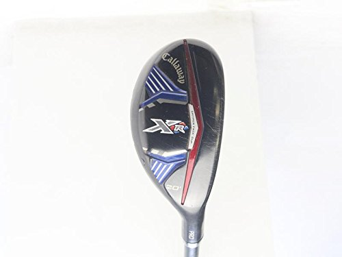 Callaway XR Pro Hybrid 3 Hybrid 20 Project X LZ Pro Graphite Stiff Right Handed 40 in